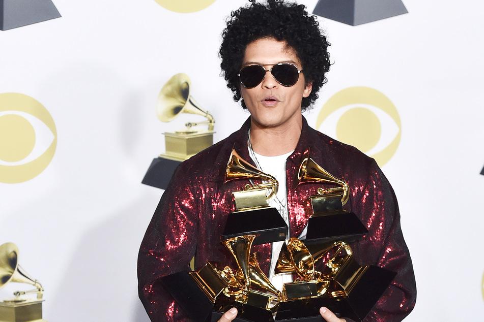 Bruno Mars (35) möchte unbedingt bei der Verleihung der Grammys auftreten.