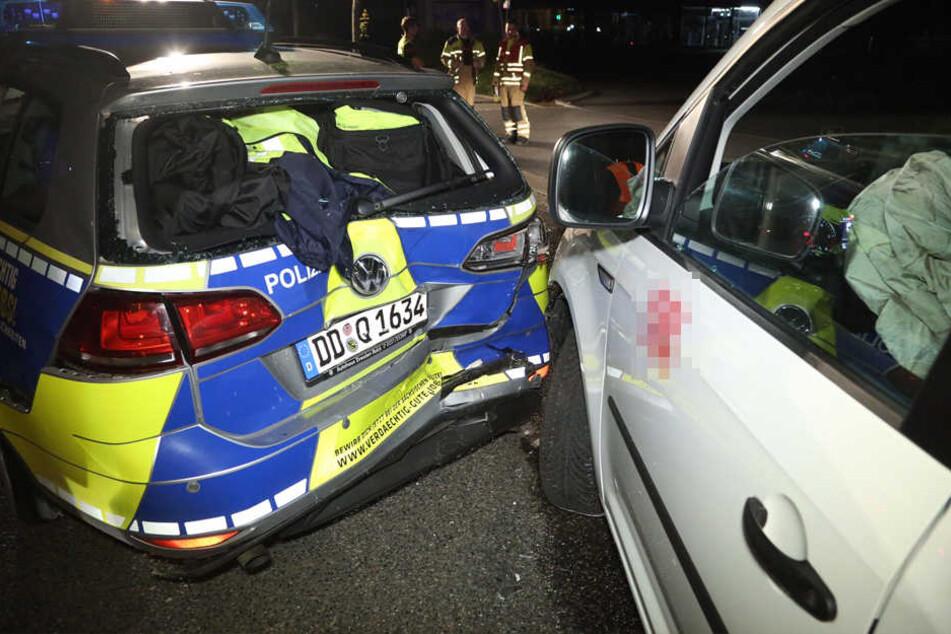 Der Caddy-Fahrer soll positiv auf Drogen und Alkohol getestet worden sein.