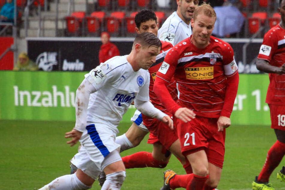 Jens Möckel (29) kritisierte den Verein. Bisher sei kein Konzept für die Zukunft erkennbar.
