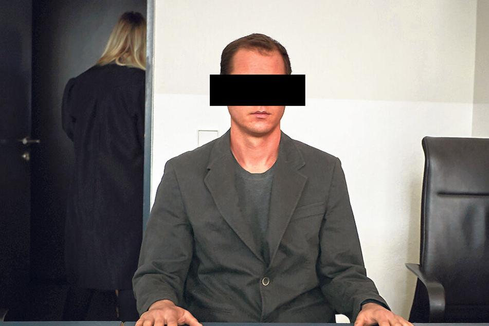 """Weil er Gemüse im Wert von 4,37 Euro """"containerte"""", saß Marcus R. (28) Donnerstag auf der Anklagebank."""