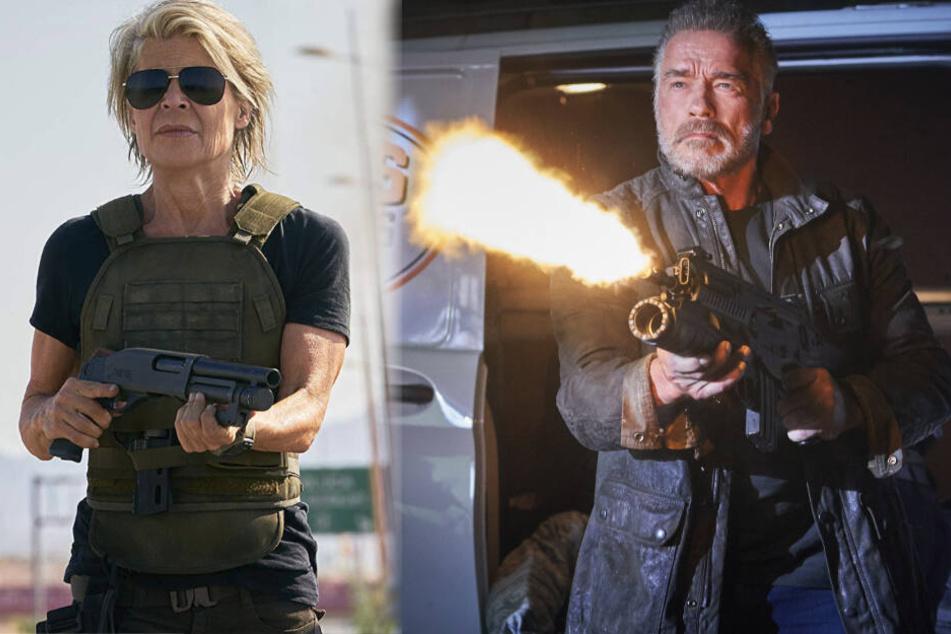 """Kinokassen-Flop: Besiegelt """"Terminator: Dark Fate"""" das Ende der Sci-Fi-Reihe?"""