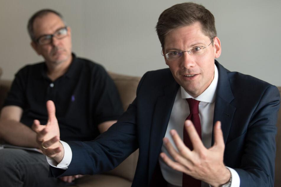 Christian Hirte ist stellvertretender Vorsitzender der CDU in Thüringen und Ostbeauftragter.