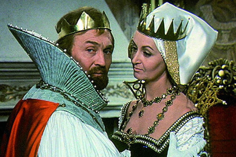 Rolf Hoppe verkörperte den König und Vater des Prinzen. Letztes Jahr verstarb er im Alter von 87 Jahren.
