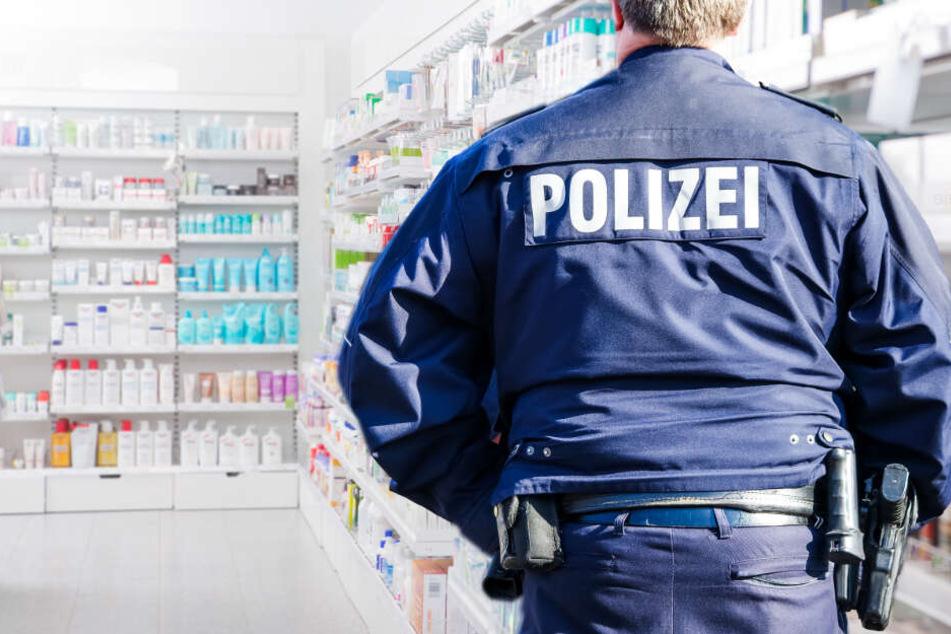 Die Maskierten wollten einen Drogeriemarkt ausrauben (Symbolfoto).
