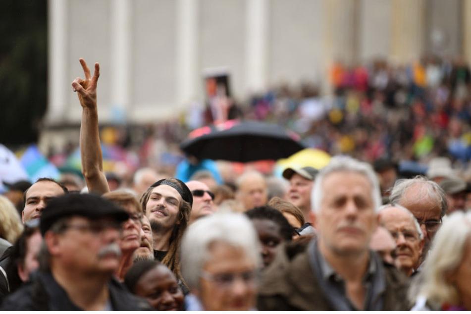 """Tausende Menschen bei """"Mia ham's satt""""-Demo erwartet"""