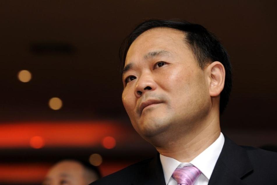 Geely Chef Li Shufu ist nun der größte Einzelaktionär bei Daimler.
