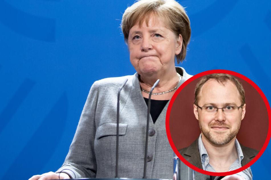 Meine Meinung: Merkel muss weg, wenn die CDU überleben will