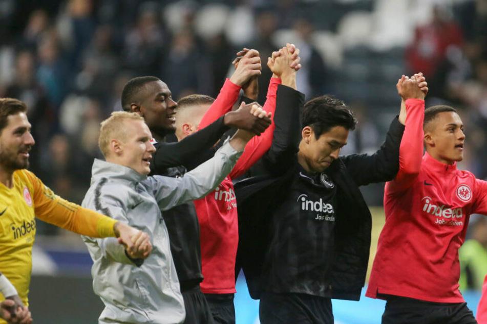 Nach einer zähen Anfangsphase gelang Eintracht Frankfurt schließlich doch ein überzeugender Sieg gegen den VfB Stuttgart.
