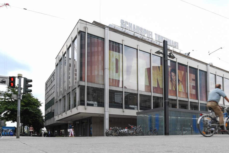Schon über Ostern legte ein Streik das Schauspiel Frankfurt teilweise lahm.