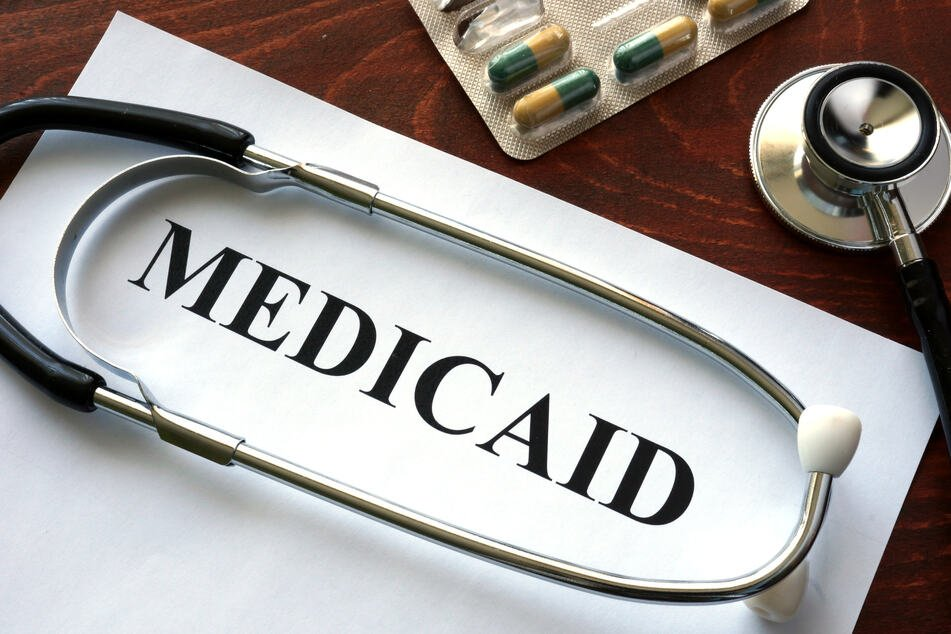 Families of three in Missouri must make less than 21% of the federal poverty level to qualify for Medicaid (stock image).