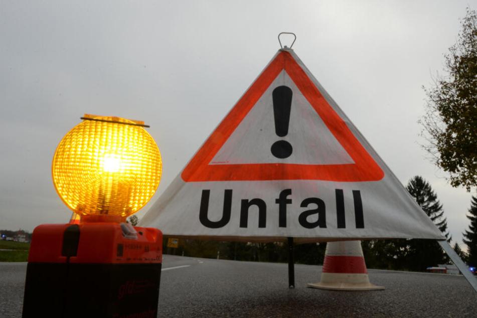 Der Bereich zwischen den Anschlussstellen Erding und Schwaig ist derzeit gesperrt. (Symbolbild)