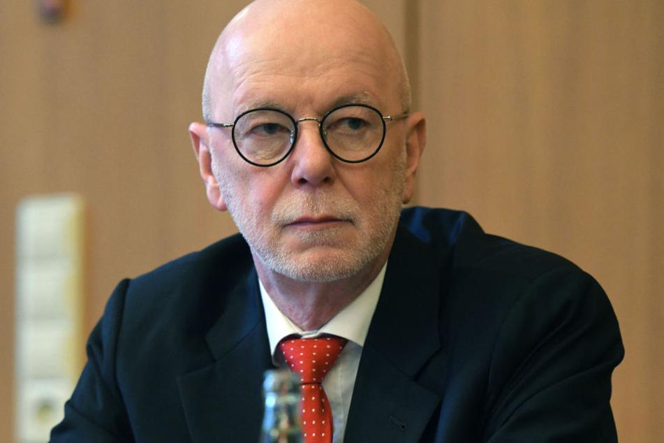 Kölns Polizeipräsident Uwe Jacob. (Archivbild)