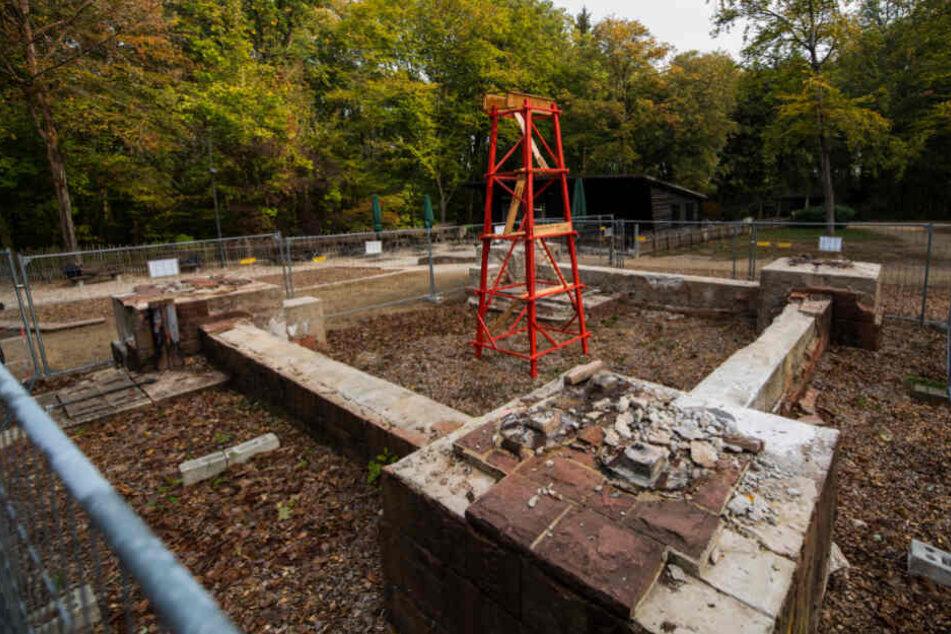 Wahrzeichen bald zurück? Wiederaufbau des Goetheturms einen Schritt weiter