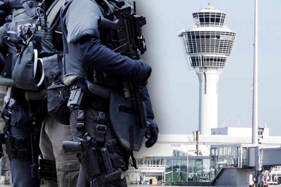Direkt neben Startbahn: Abschiebegefängnis am Flughafen?