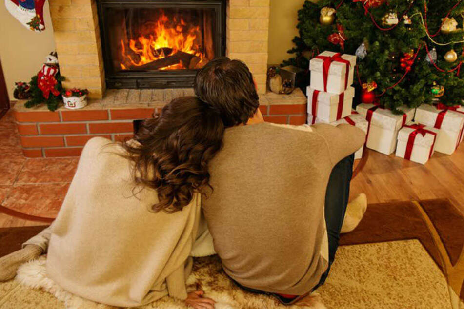 Gut, dass die Bescherung meist eh im warmen Haus stattfindet.