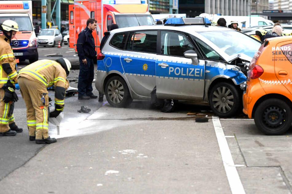 Berlin: Polizist rast 21-Jährige tot: Brachte eine Krankenschwester die Wahrheit ans Licht?