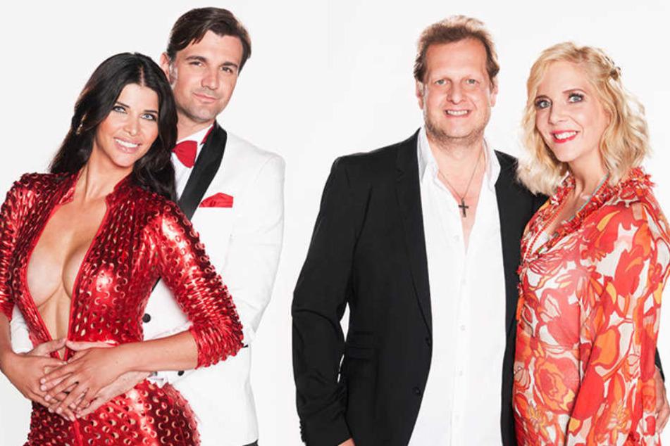 Erst zwei von acht Promi-Paaren stehen beim RTL fest: Micaela Schäfer und ihr Freund Felix Steiner (beide 34) sowie Jens Büchner (48) mit seiner Ehefrau Daniela (40).