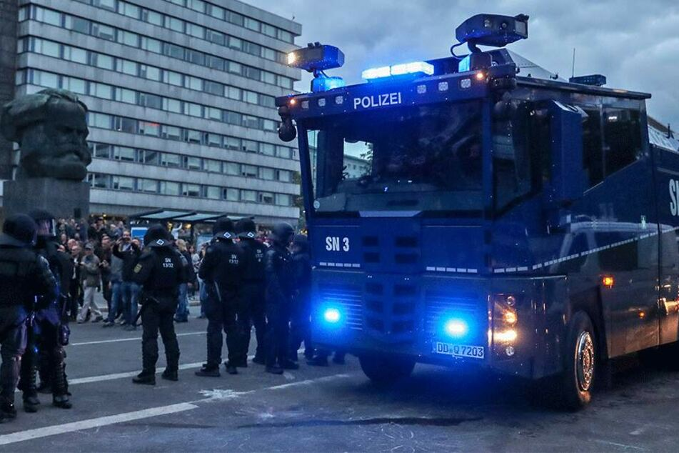 Für den 1. Mai ist die Polizei auf alle Eventualitäten eingestellt.