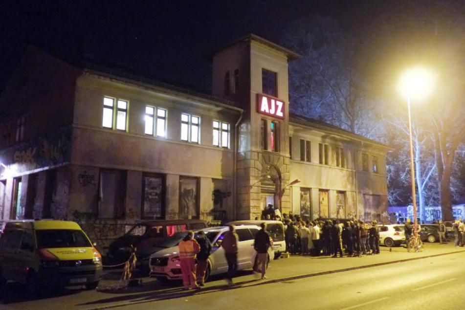 Das Konzert in Chemnitz musste wegen einer Bombendrohung unterbrochen werden.