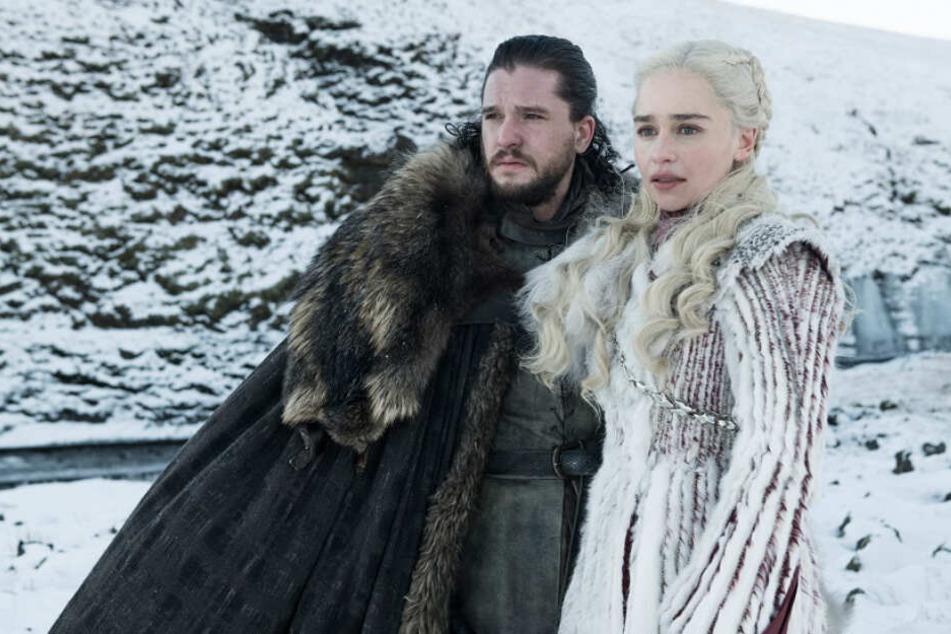 """Die Finale Staffel von """"Game of Thrones"""" steht in den Startlöchern."""
