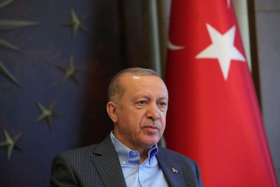 Recep Tayyip Erdoğan: Der 12. Präsident der Türkei (Foto: XinHua/dpa).