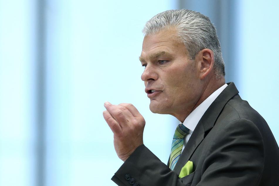 Seit mehreren Tagen steht Holger Stahlknecht stark in der Kritik.