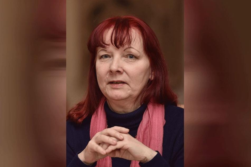 Erfolgsautorin Sabine Ebert (60).