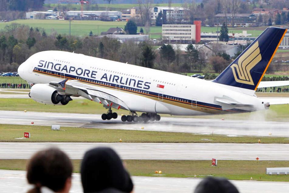 Jetzt kann sich jeder ein Stück vom ersten A380 der Welt kaufen!