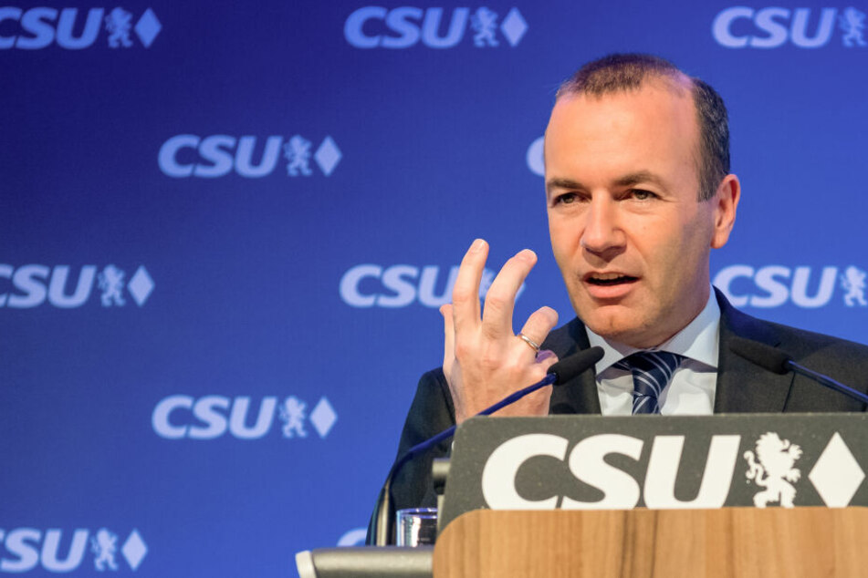 So viele Stimmen holt Europa-Spitzenkandidat Manfred Weber in seiner Heimat