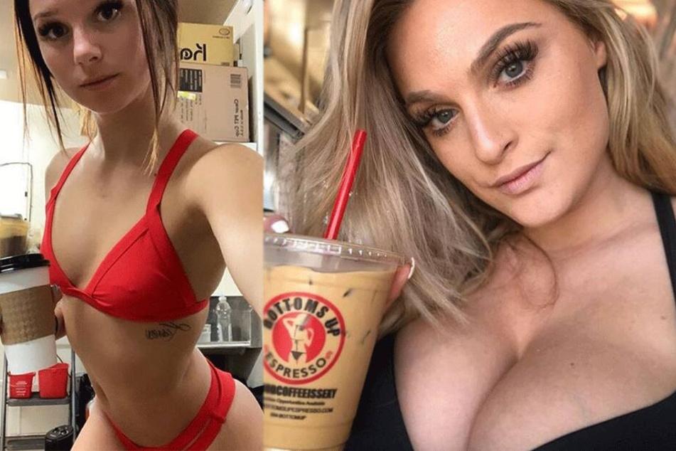 Sexy oder porno? Ein Café in Kalifornien ging vielen zu weit...