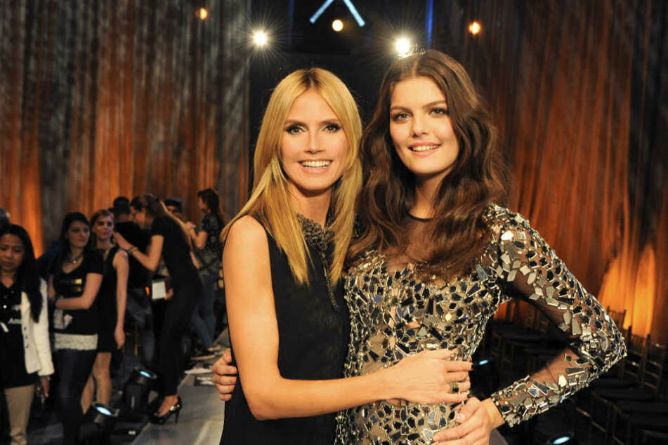"2015 erklärte Heidi Klum (44) Vanessa Fuchs (22) zum ""Germany's next Topmodel""."