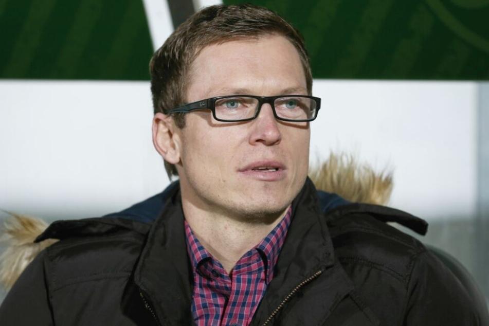 Sportdirektor Michael Mutzel ist mit verantwortlich für die Transfers.