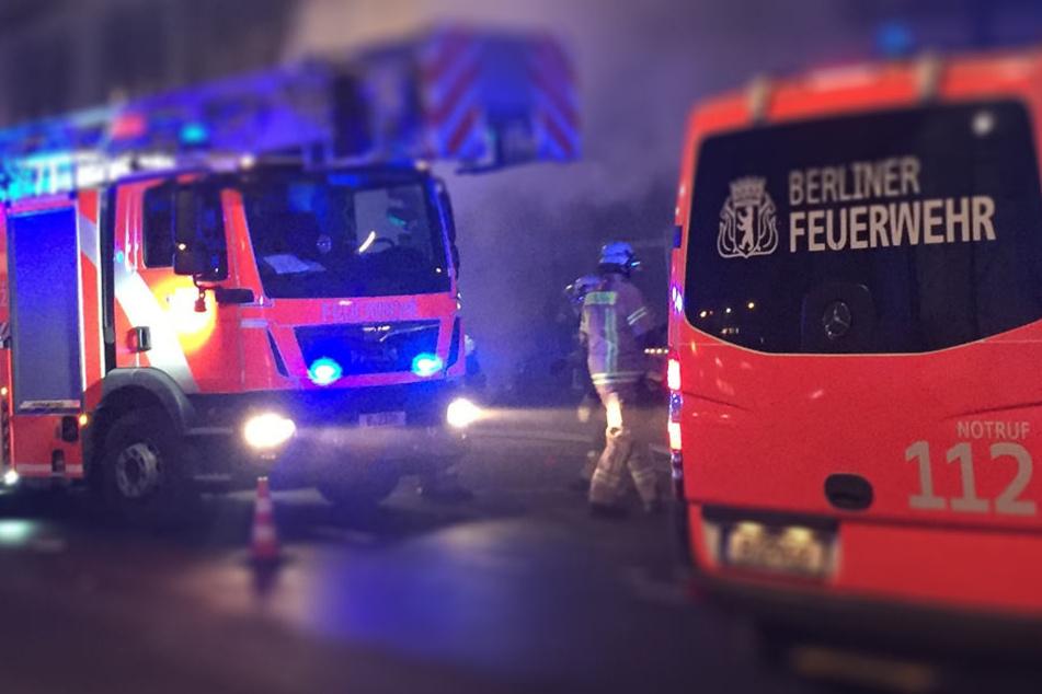Vier Brände binnen fünf Tagen in Berliner Hochhaus