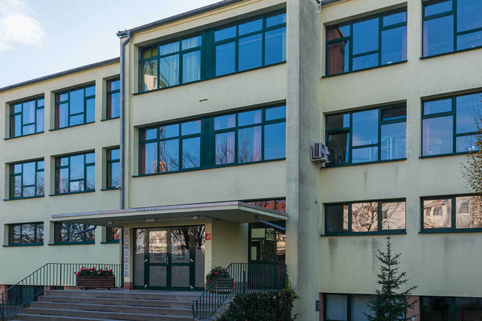 Am Dresdner Hoga-Gymnasium ist Tuberkulose ausgebrochen.