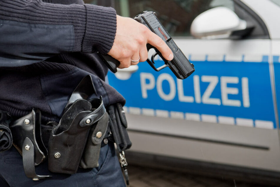 Die Deutsche Polizei macht von ihren Schusswaffen eher seltener Gebrauch. (Symbolbild)