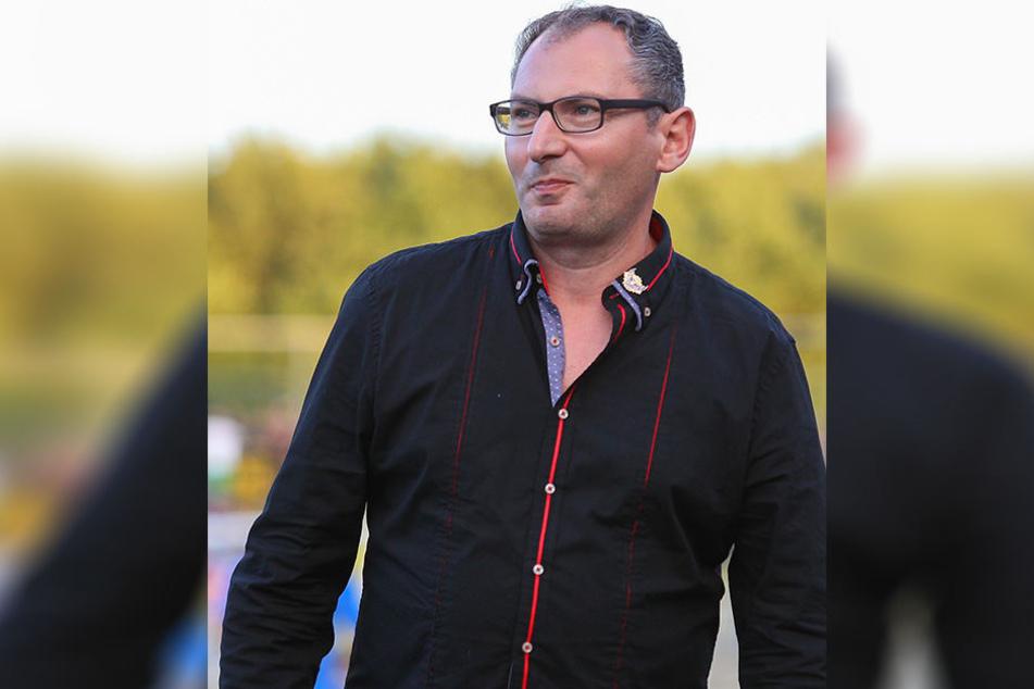 """Lok-Präsident Thomas Löwe will den vielen Helfern nicht nur Danke sagen: """"Der Verein wird sich etwas einfallen lassen."""""""