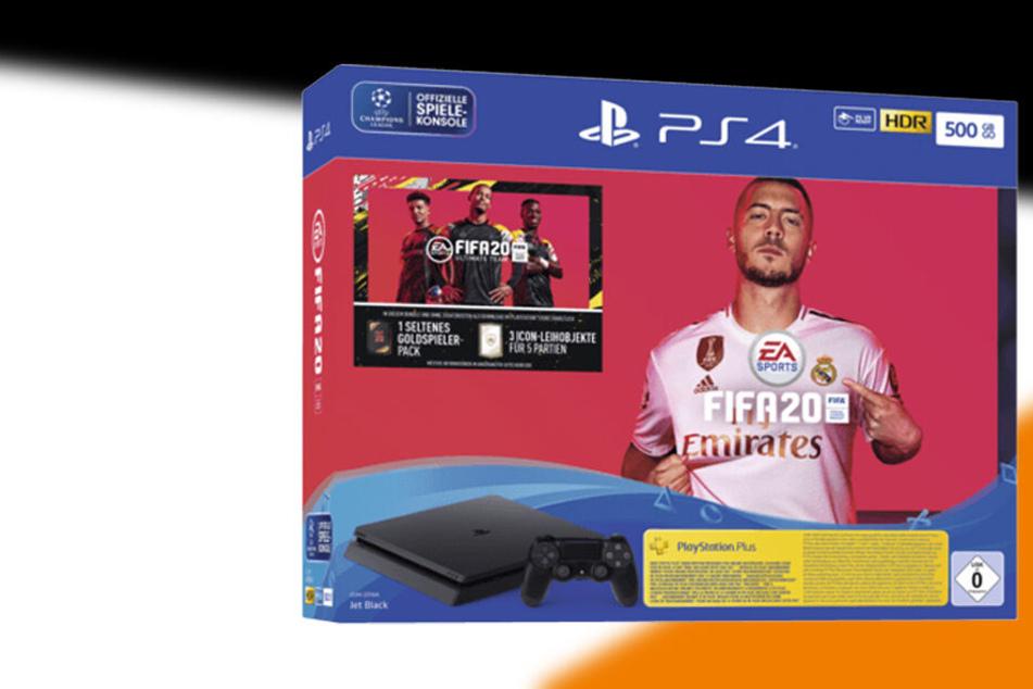 Nur bis heute Abend bei Saturn: PlayStation mit FIFA20 zum mega Preis
