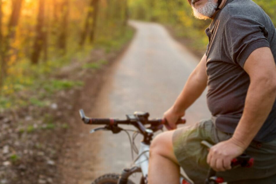 Der 81-Jährige war mit seinem Fahrrad auf dem Weg von Bad Brückenau nach Wildflecken (Symbolbild).