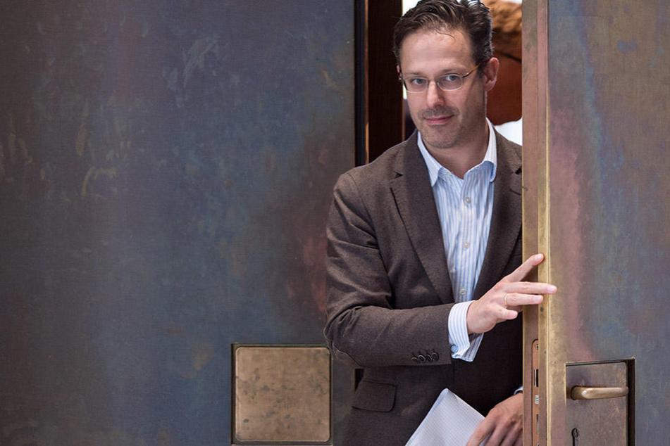AfD-NRW-Chef Marcus Pretzell hat die Partei verlassen.