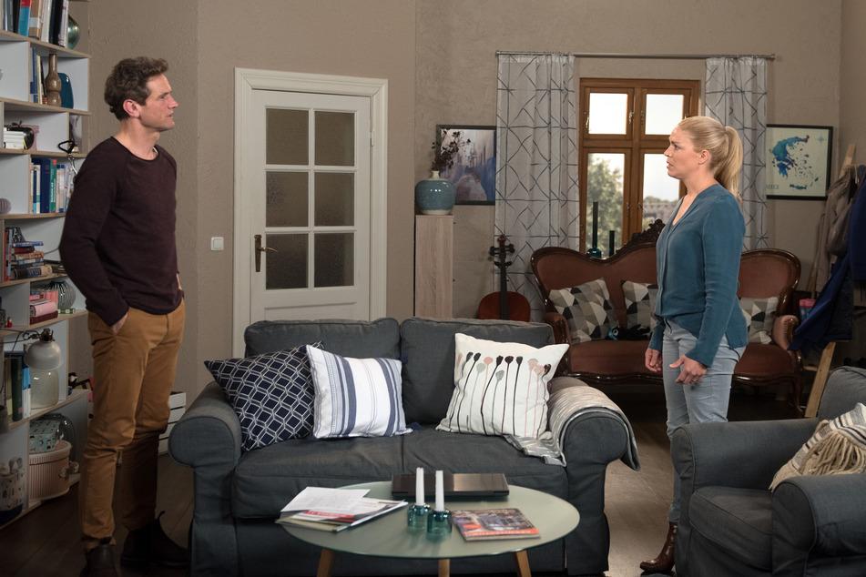 Rote Rosen: Die Situation zwischen Britta und Luke wird immer verfahrener.