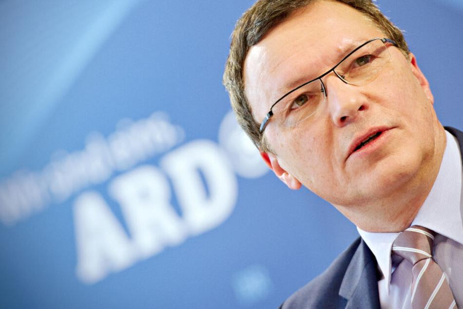 Volker Herres fungiert als Programmdirektor des Ersten Deutschen Fernsehens.