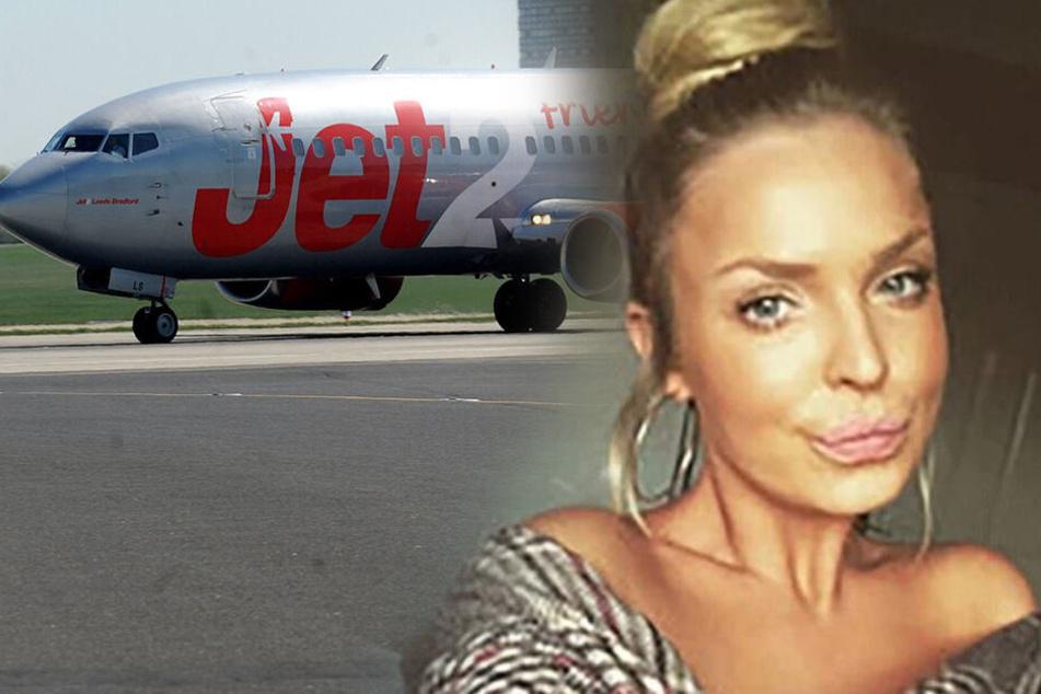 """Das wird teuer: Frau rastet in Jet so krass aus, dass er von """"Eurofightern"""" zurückbegleitet werden muss"""