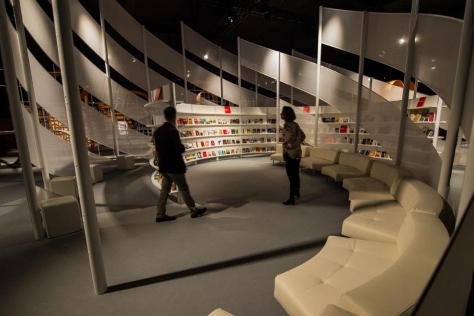 Frankfurter Buchmesse Aussteller