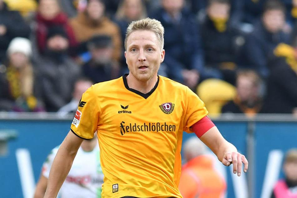 Marco Hartmann genießt vollstes Vertrauen von Uwe Neuman.