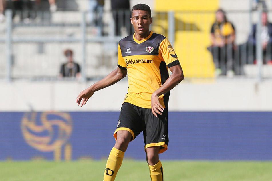 Abwehrspieler Noah Awassi schnürt künftig für den Regionalligisten FSV Union Fürstenwalde die Fußballschuhe.