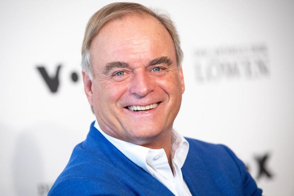 Bereits in der vergangenen Staffel vertrat Georg Koffer einige Male Judith Williams als Jury-Mitglied.
