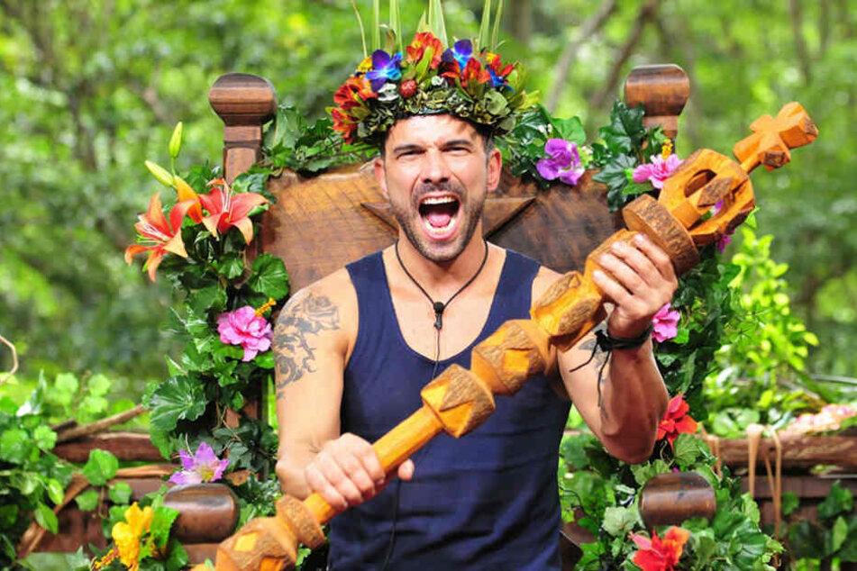 Marc Terenzi holte sich Anfang des Jahres den Dschungelthron - folgt Ende des Jahres die Promi-BB-Krone?