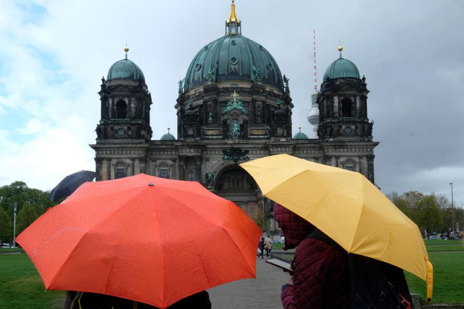 Vor zwei Jahren war der Ostersonntag von vielen Regenschauern geprägt. Strahlende Sonne? Fehlanzeige!