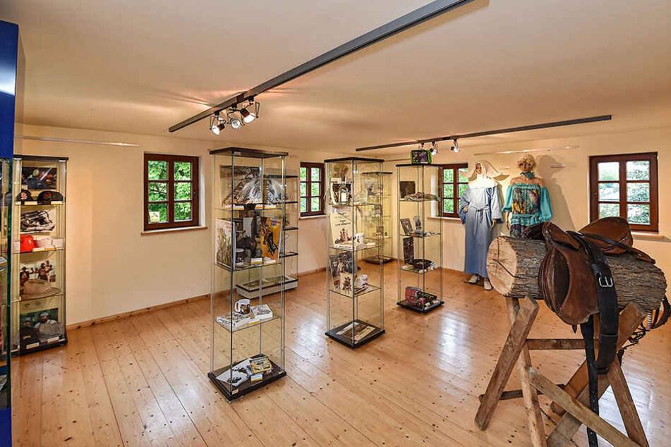 Eröffnet! Das Lommatzscher Terence-Hill-Museum kann jetzt offiziell besichtigt werden.