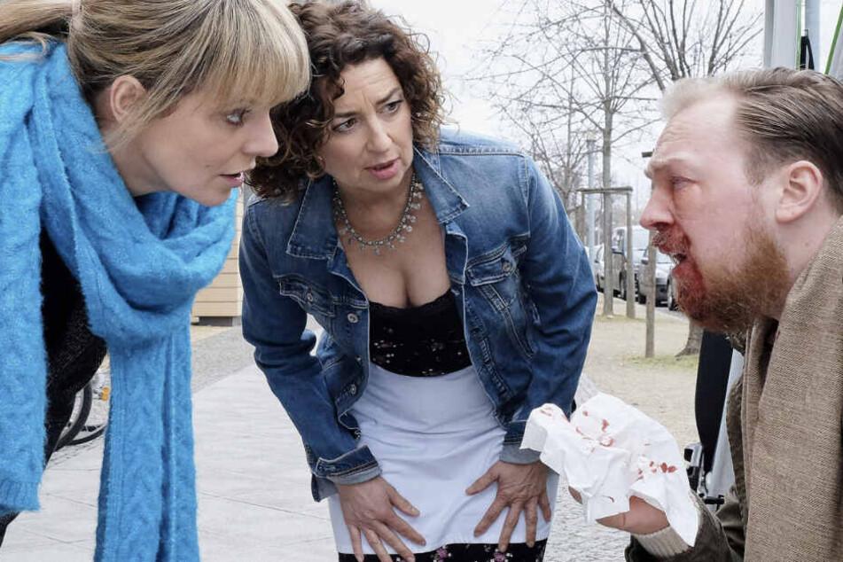 """""""In aller Freundschaft"""": Mögliche Syphiliserkrankung löst Ehekrise aus"""